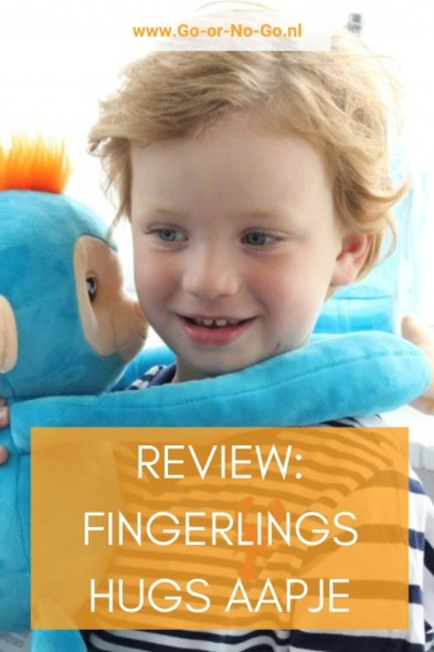 Fingerlings Hugs