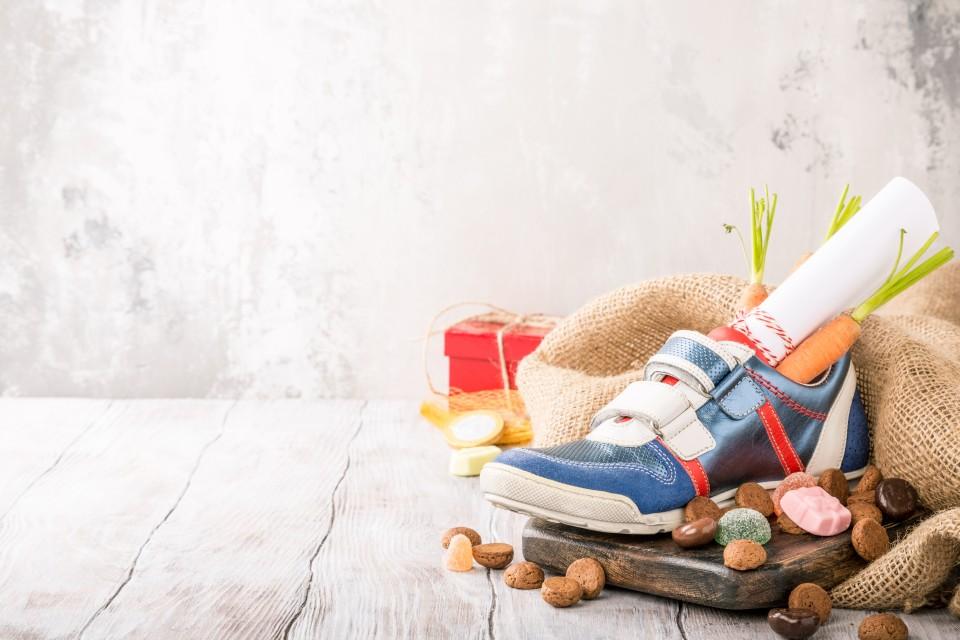Wanneer mag je kind zijn schoentje zetten en hoe vaak?