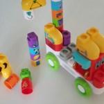 { Review } | Bla Bla Blocks Vrachtwagen van VTech