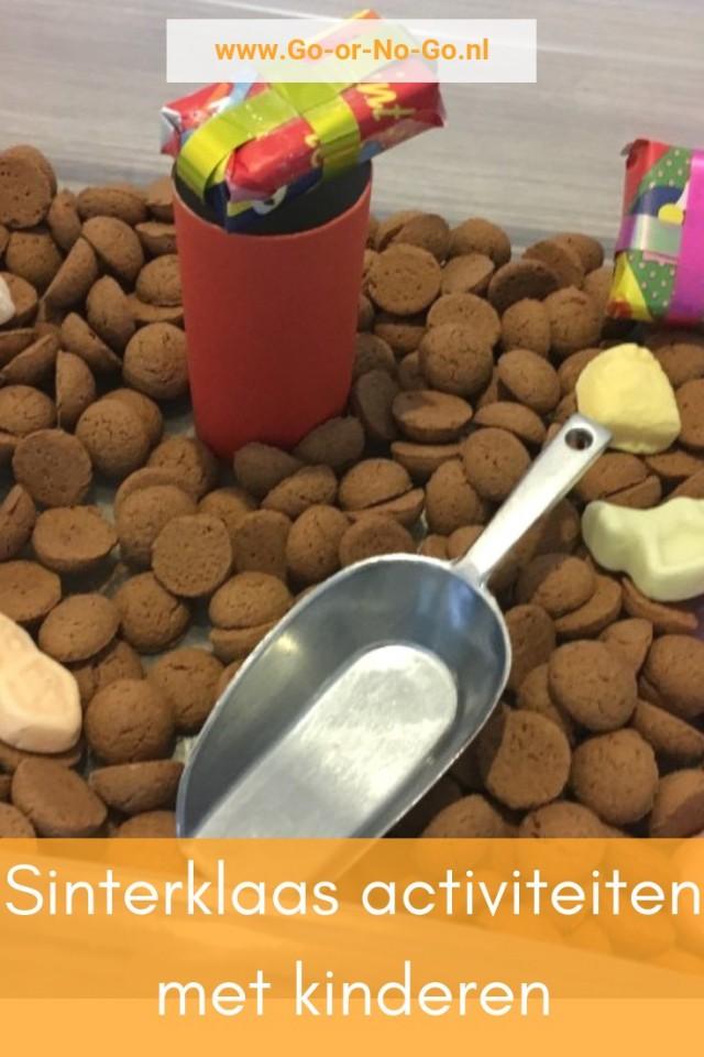 Senso play activiteiten voor sinterklaas met kinderen