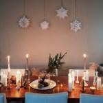 { DIY } | Kerstster van papieren broodzakjes
