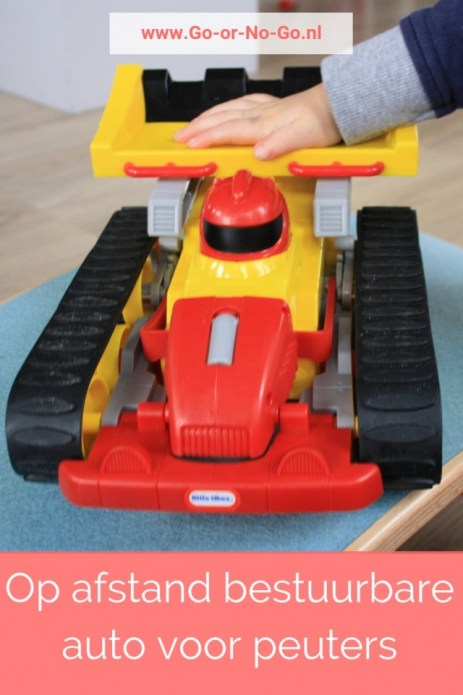Review Little Tikes Rc Dozer Racer Go Or No Go