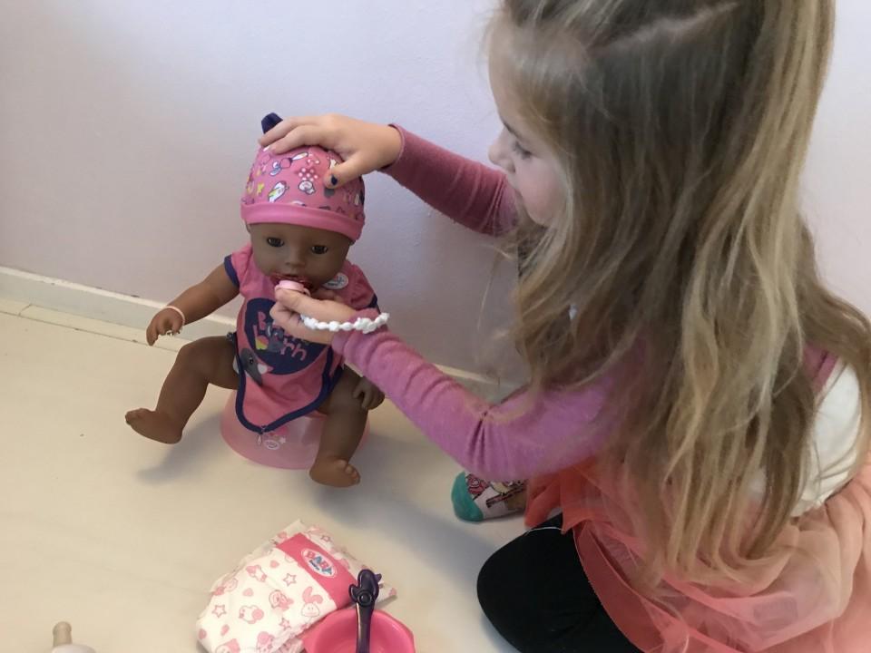 { Review } | BABY born Soft Touch - een interactieve pop