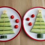 Kindergerechten en kinderhapjes voor het kerstdiner