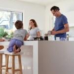 De beste keukeninrichting voor een gezin creëer je zo!