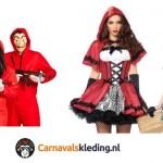 De populairste Carnavalsoutfits van 2019 (+ WIN)