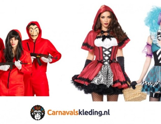 Carnavalsoutfits 2019