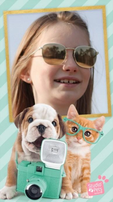 studio pets app uitleg