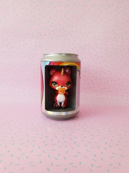 Poopsie Sparkly Critters review blik