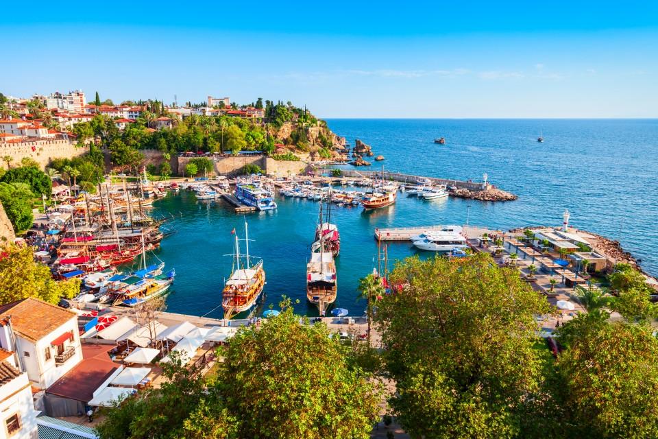 turkije havenstad oud