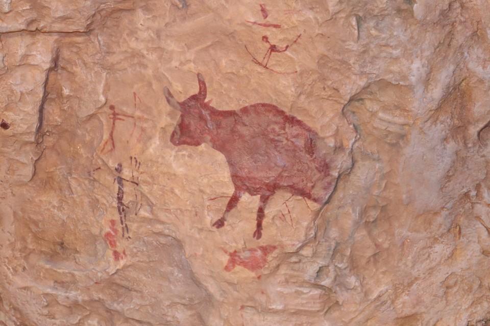 ervaringen Historic Quarter and Palaeolithic rock art Interpretation Centre