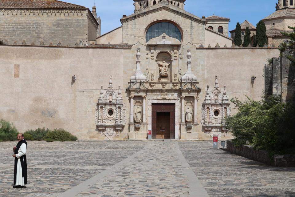 Het Klooster van Poblet ervaringen bezoek