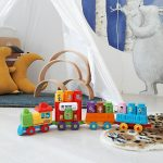 { Review } | VTech Bla Bla Blocks Trein