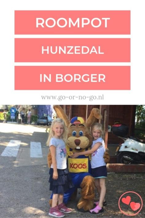 review ervaringen Roompot Hunzedal in Borger - vakantiepark voor kinderen