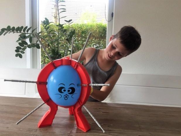 prik de ballon spel uitleg