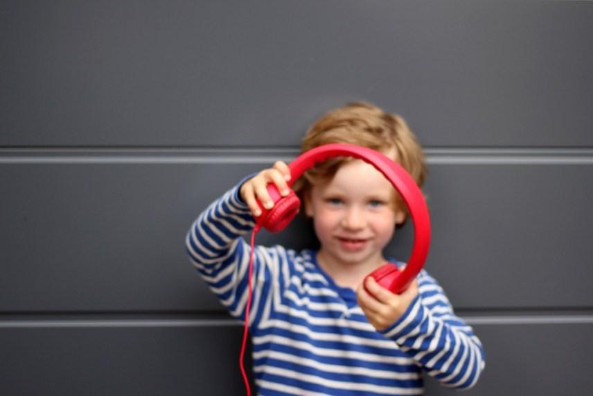 flexibele kinderkoptelefoon review