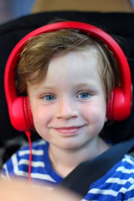 Grixx kinderkoptelefoon onbreekbaar review