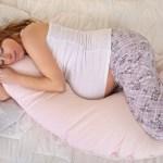 Fijn liggen in bed tijdens je zwangerschap