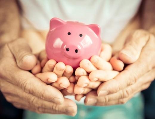 besparen als gezin spaarvarken