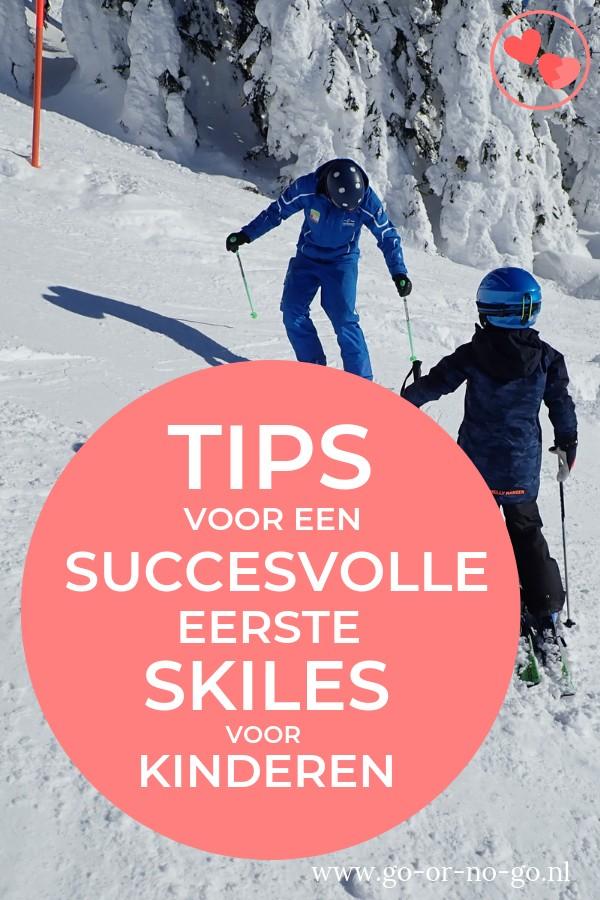 De eerste skiles van je kind is een mijlpijl. Een wintersport die je al weken geleden begon voor te bereiden. Wij geven je tips voor de eerste skiles.