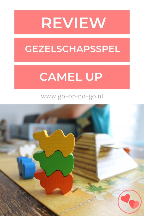 Camel Up review 999 Games