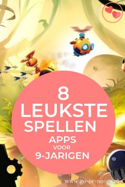spellen apps pin