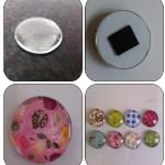 { DIY } | Zelf magneten maken van cabochons