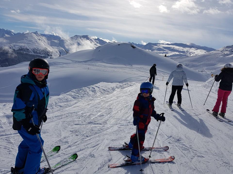 7 Tips voor een succesvolle eerste skiles voor je kind