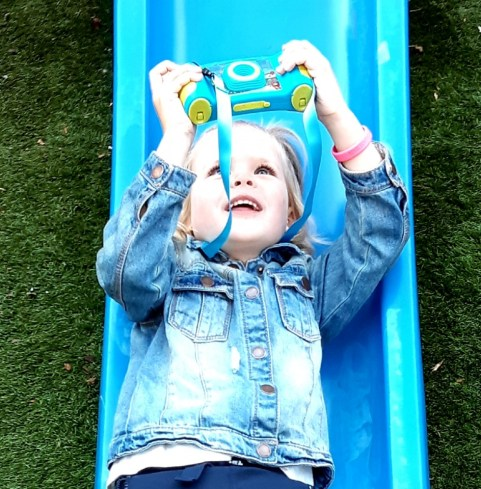 Een goede kindercamera voor kleuter kind 4 jaar
