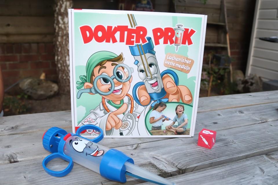 { Review}   Dokter Prik van Identity Games