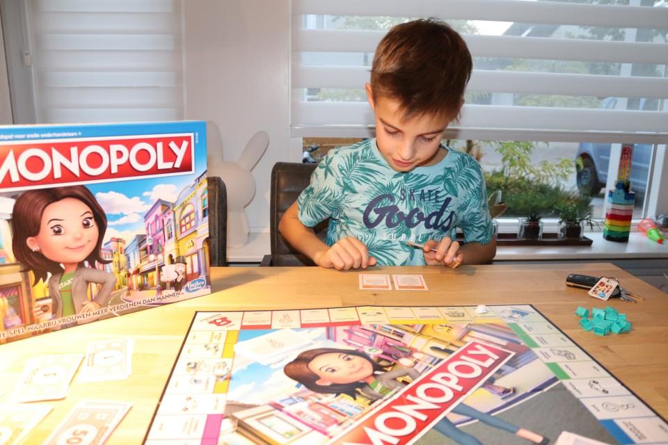 review Mevrouw Monopoly
