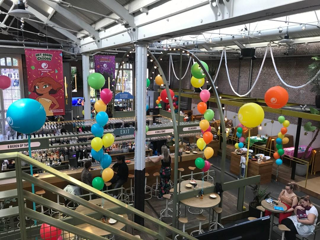 DreamWorks Launch Party @ de Kanarieclub!