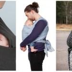 De vijf beste draagdoeken voor je kind