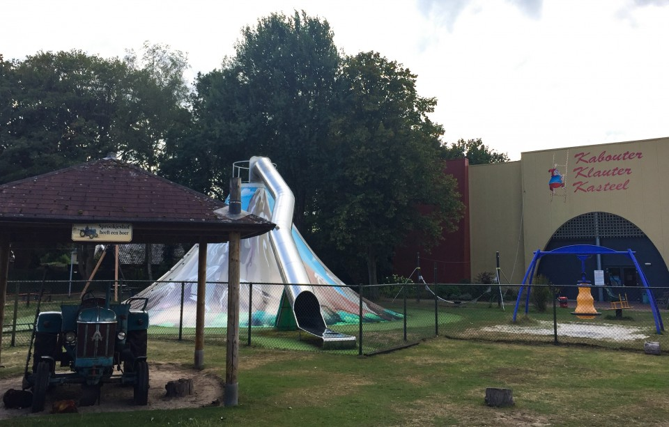 Speelpark Sprookjeshof in Zuidlaren