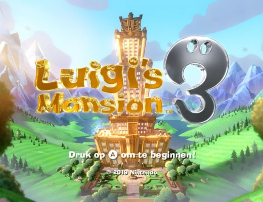review | Luigi's Mansion 3 voor de Nintendo Switch