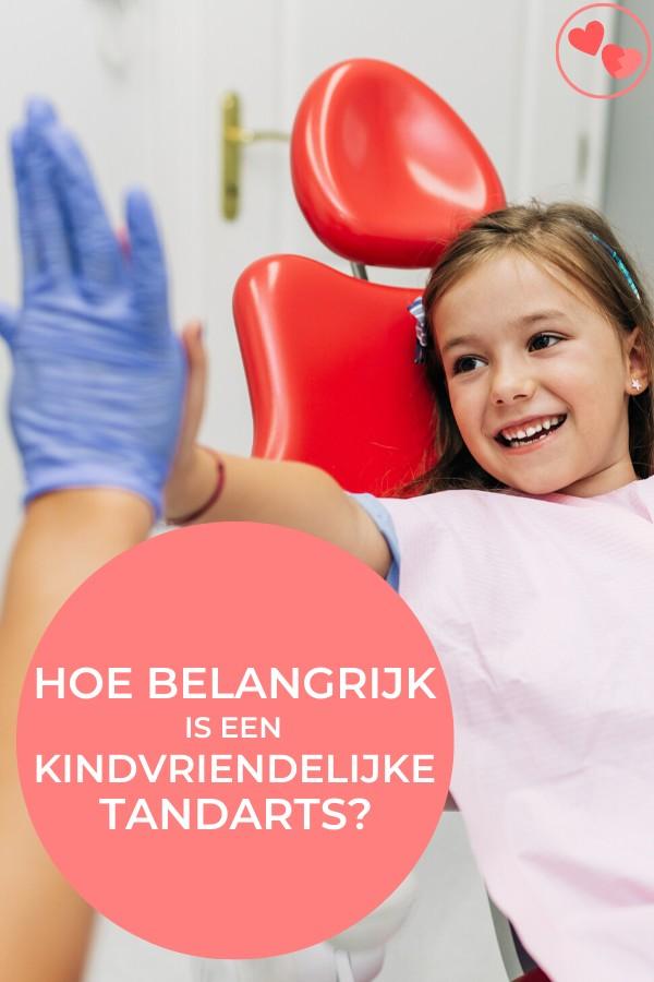 Er zijn een hoop goede tandartsen, maar niet elke tandarts weet hoe ze met kinderen moeten werken. Een kindvriendelijke tandarts is zo belangrijk!