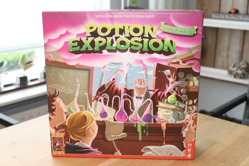 Potion Explosion speluitleg review