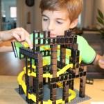 { Review } | Hubelino Pi – De LEGO knikkerbaan