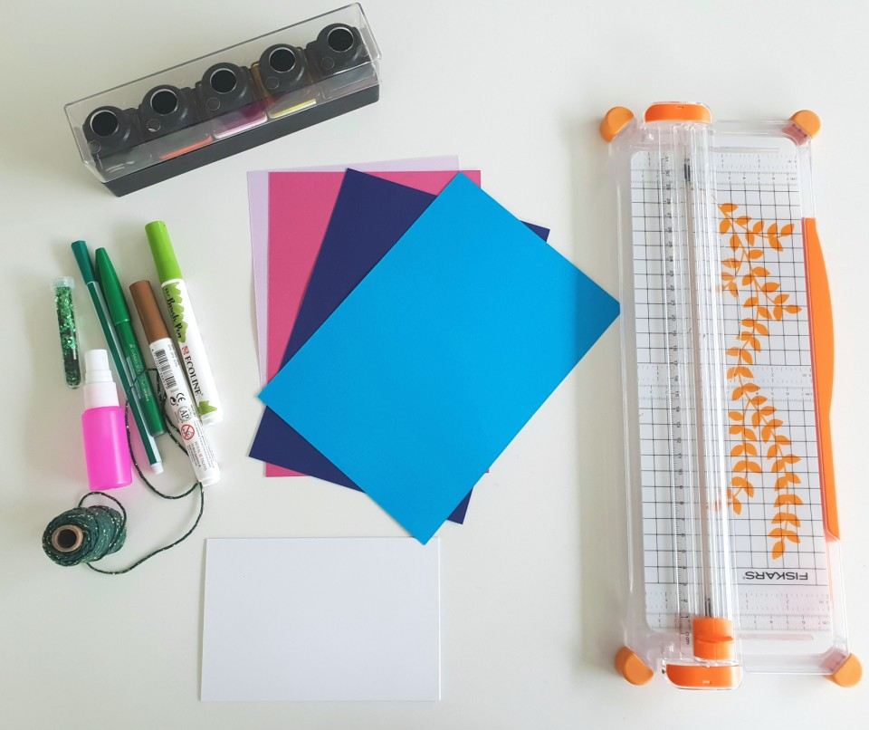 benodigdheden cadeaubonnenboekje voor je kind