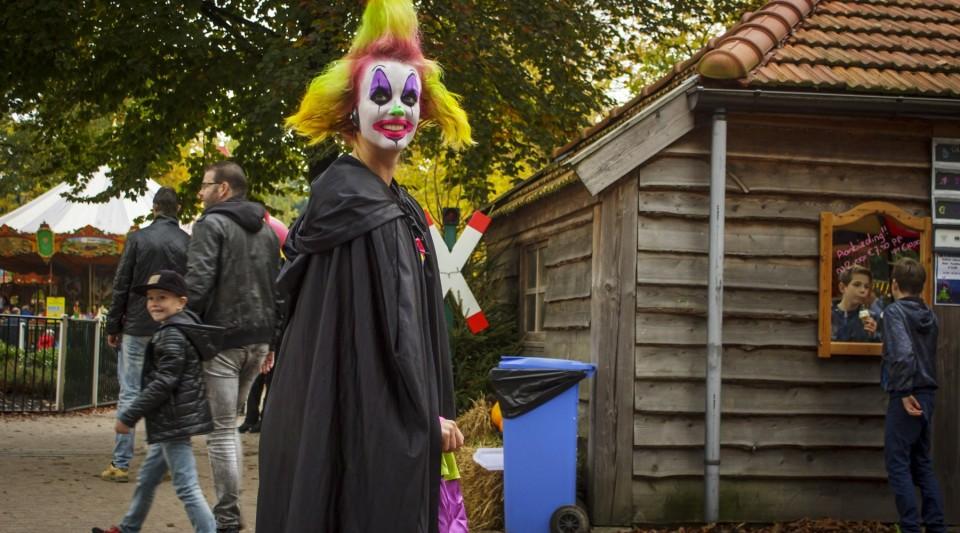 { Dagje uit met kinderen } Halloween in Noord Nederland