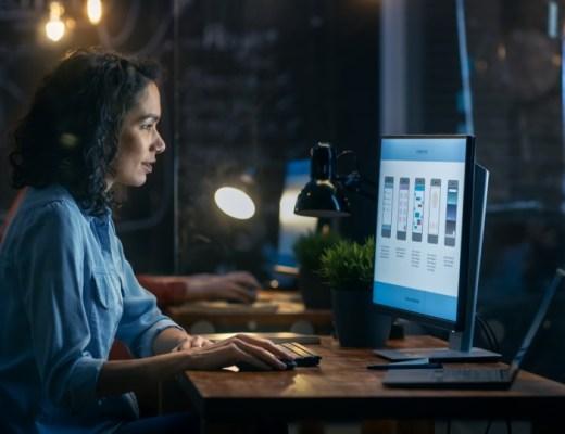 Een stille computer om op te werken