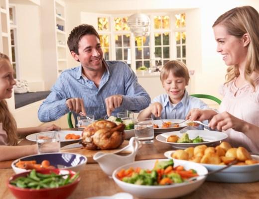 Heerlijk tafelen in goed gezelschap