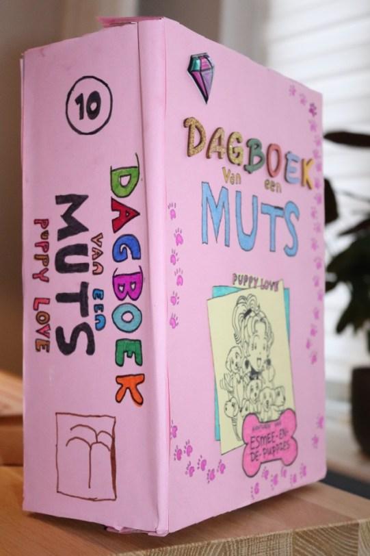 Dagboek van een Muts sinterklaassurprise voorbeeld