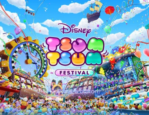 Review Tsum Tsum Festival Nintendo Switch