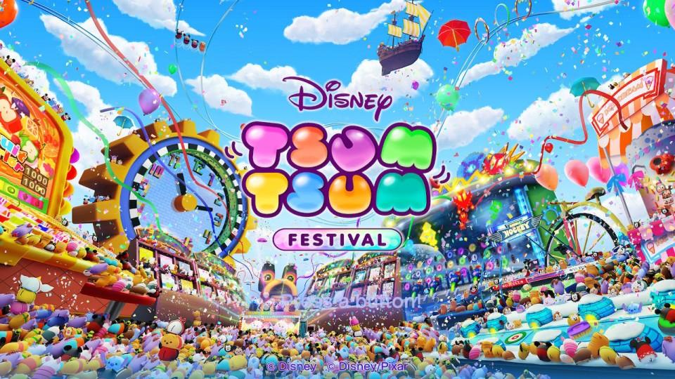 Review Tsum Tsum Festival Nintendo Switch