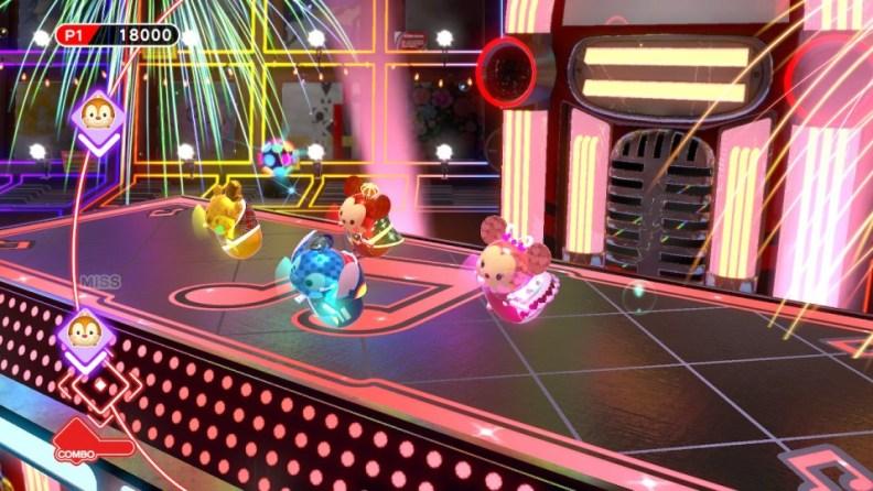 tsum tsum dance battle nintendo