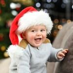 Kerst vieren met een baby – lees deze tips