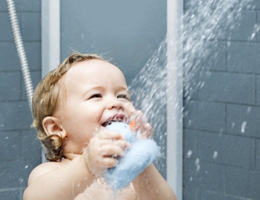Tips voor kinderen die niet willen douchen