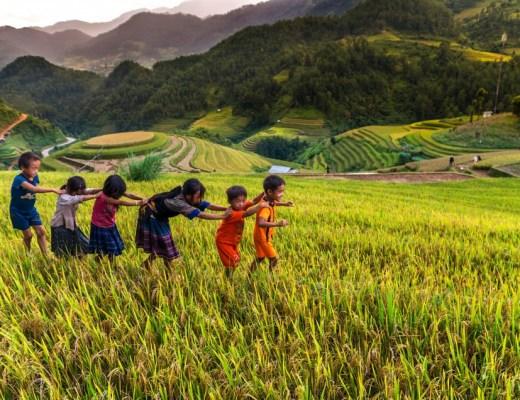 Vietnam met kinderen: Go of No Go?