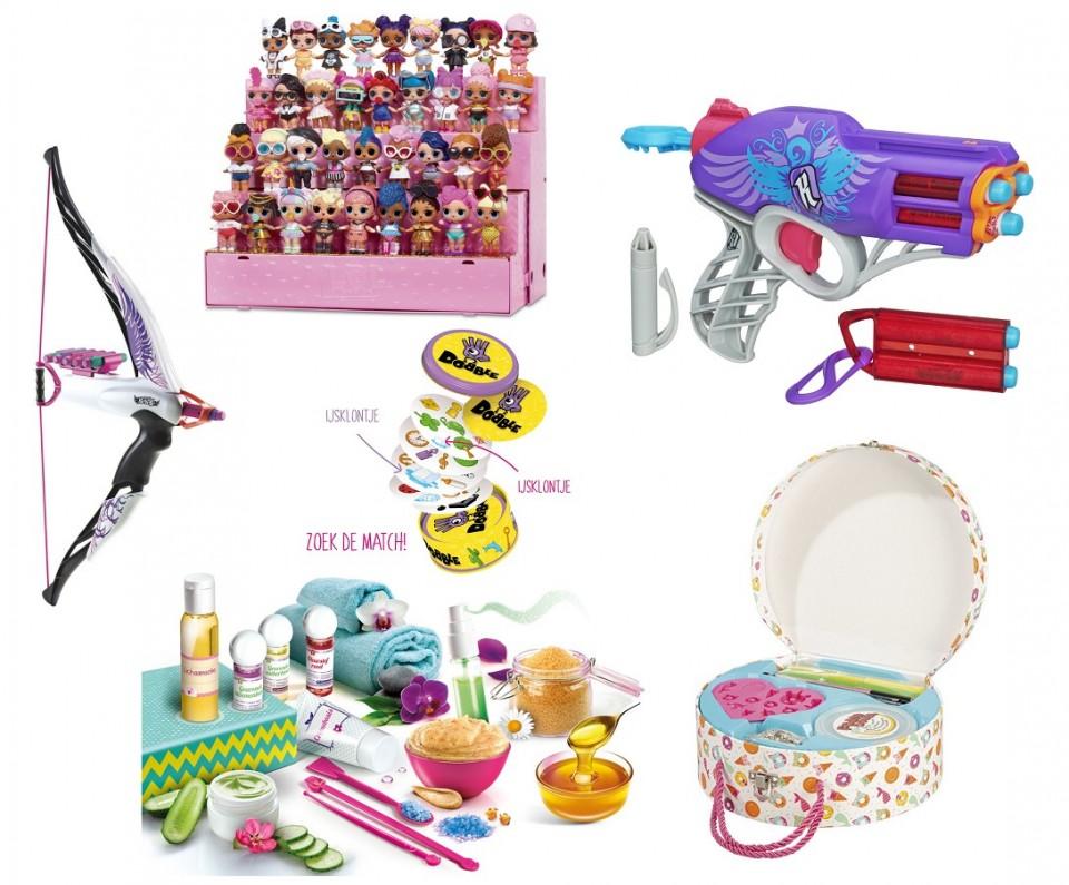 De leukste cadeaus voor een 10-jarig meisje